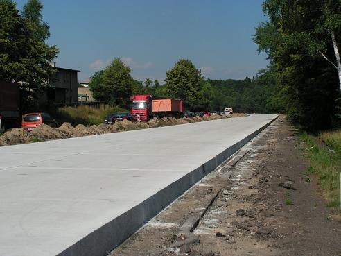 Koszt budowy drogi dojazdowej